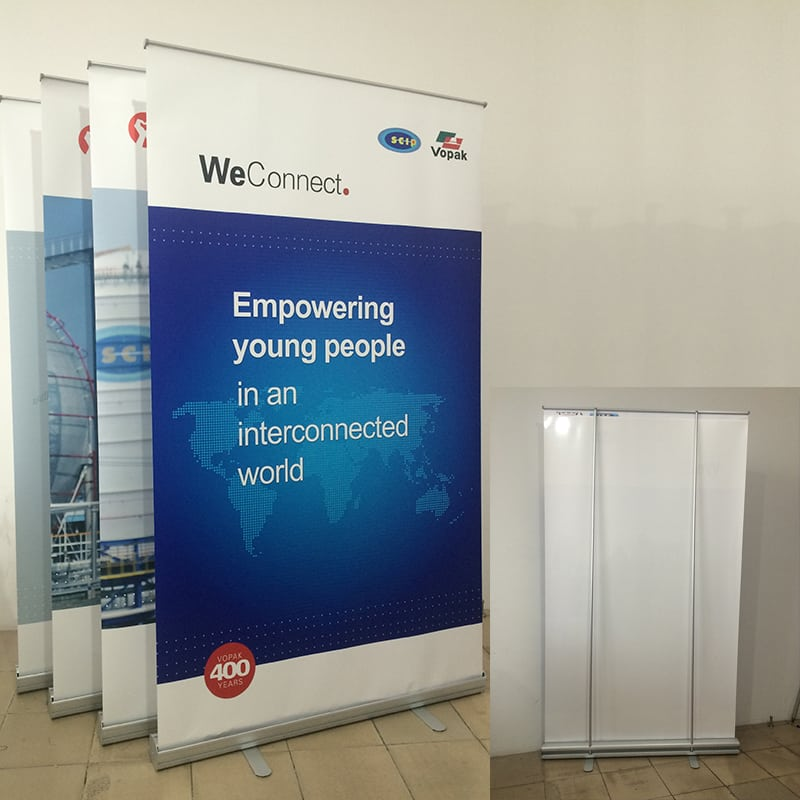 Retractable Banner Stand Unisupply